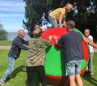 Stormbaanrace Den Helder