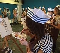 Workshop Naakt Schilderen Den Helder